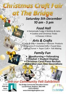 bridge christmas fair 2015