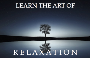 Art of Relaxation header screen shot